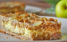 Flour-free quark and apple slices Top-Rezepte.de - Apple slices are a classic that everyone knows. Pancake Healthy, Vegan Pancake Recipes, Best Pancake Recipe, Healthy Cake, Gf Recipes, Healthy Desserts, Low Carb Recipes, Sweet Recipes, Cooking Recipes