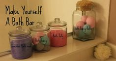 Make A Bath Bar