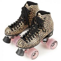Moxi Roller Skates ❤ liked on Polyvore featuring shoes