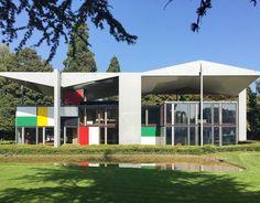 Pavillon Le Corbusier #LeCorbusier #PavillonLeCorbusier #Zurich @gemaarquitetura