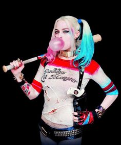 ♦ Harley Quinn, pleased to meetcha! x