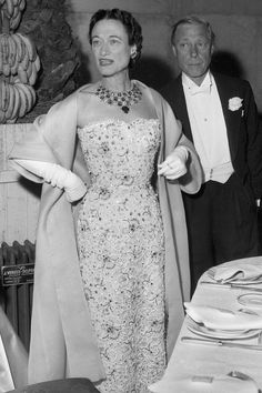 Wallis Simpson Fashion & Style Icon (Vogue.com UK) | British Vogue