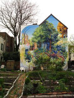 street art  Beautiful!