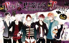 Trick or Treat? - Diabolik Lovers Wallpaper (37743480) - Fanpop