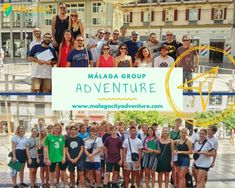 Malaga City, Group Activities, Geocaching, Amazing Adventures, Team Building, Have Fun, Tours, Group Tours, Yard Haunt