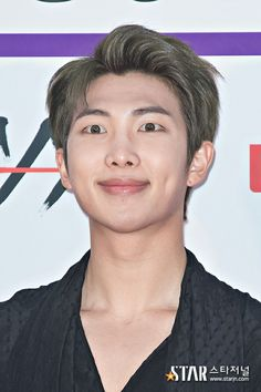 Rap Monster❤ BTS at the 2016 Asia Artist Awards on the red carpet #BTS #방탄소년단