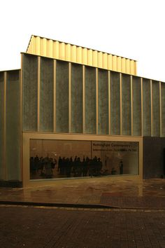 Nottingham Contemporary - Caruso St John via james woodward's flickr