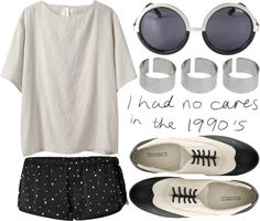 """i had no care"" by jesicacecillia ❤ liked on Polyvore"