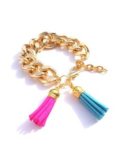 Bracelets : Tassel Bracelet