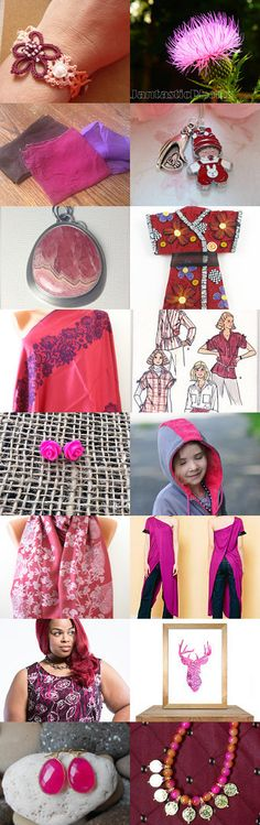 Pantone Color of the Year: Merlot by Growth on Steroids Team by Virginia Soskin on Etsy--Pinned+with+TreasuryPin.com