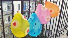 Zsúr-szezon: menő lufis dekorációk #zsúr #dekoráció #diy #kreatív