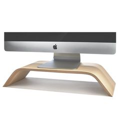 Grovemade Collections: beautiful handmade monitor stand