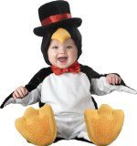 Lil Characters Baby Newborn Penguin Costume