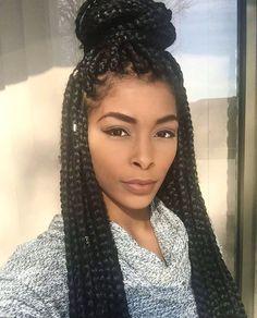 Pretty @beautybybeemarie - http://community.blackhairinformation.com/hairstyle-gallery/braids-twists/pretty-beautybybeemarie/