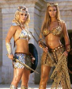 female gladiator costume - Google Search