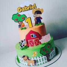 Farm Birthday Cakes, Nappy Cakes, Valentines Day, Cupcakes, Bernardo, Party, Desserts, Diy, Food