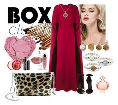 """""""Clutch mon amour!!"""" by bi-bag on Polyvore featuring Valentino, Isabel Marant, Ambra, Anello, Paco Rabanne, The Body Shop and MAC Cosmetics"""