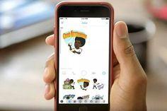 Trasforma i tuoi #amici in #Bitmoji su #Snapchat.  Ma solo su #Android!    Leggi tutto qui 👸👩🏼👧