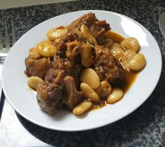 Grandmas Old Time Cooking  Caribbean Cooking Classes/Catering Private Functions/Children Black History Month Workshops.   Oxtail and Butter Beans traditional cooked the way my Grandmother taught me from the age of 6 years old in Jamaica.