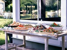 Weddings & Showers Recipes, Wines, and Party Tips