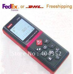 Handheld UT391 Laser Distance Meter Measure,Laser Range Finder 0.1m~60 Meter,Free shipping by DHL/FEDEX express