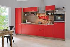 Planbarer Küchenblock mit E-Geräten - mit Kochtöpfen zaubern und entspannen