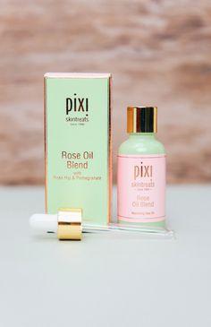 Pixi Nourishing Face Oil - Rose Oil Blend  from peppermayo.com