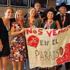 Spanish International Convention in Arlington TX. Will see each other in paradise. Asamblea Internacional en Arlington TX.