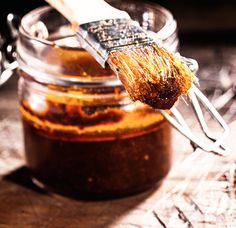 This barbecue sauce recipe will take your superbowl party to the next level