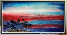 Tropical Shores by Anna-Karin (A-K), via Flickr