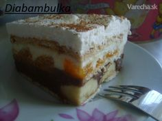 Czech Recipes, Tiramisu Cake, Pavlova, Dessert Recipes, Desserts, No Bake Cake, Cheesecake, Biscuits, Goodies