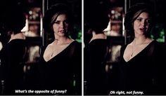 "S5 Ep10 ""Fifty Shades of Grayson"" - Katherine & Damon"