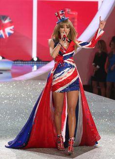 Victoria's Secret: ¡La pasarela más sexy del año! Taylor Swift