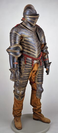 Field Armor of King Henry VIII of England, ca. 1544