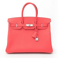 095e2eced63 Labellov BRAND NEW Hermès Birkin Bag 35 Epsom Rose Jaipur PHW ○ Buy and Sell  Authentic Luxury