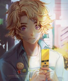 Mystic Messenger - Yoosung by Claparo-Sans on DeviantArt