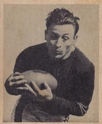 1948 Bowman #69 Frank Minini Front