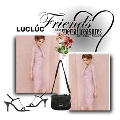 """lucluc"" by dzenyy ❤ liked on Polyvore"