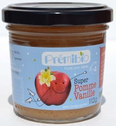 Baby Compote –Apple Vanilla*