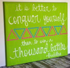 Inspirational Wall Art Painting