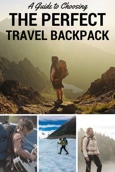 Need help deciding which backpack to purchase, and which features to look for? This guide will help you choose the perfect travel backpack.