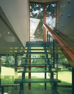 """Copper House by Charles Rose Architects """"Location: Belmont, MA, USA"""" 2004"""