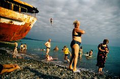 'The (More or Less) Decisive Moments' Magnum Photos square print sale
