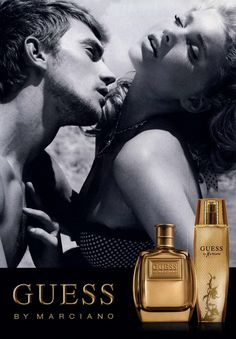 Guess by Marciano Fragrance #Ad Campaign Guess by Marciano Shot #3