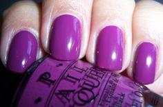 OPI Pamplona Purple