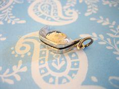 Vintage Sterling Silver Nurses Hat Charm by charmingellie on Etsy, $10.99