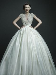 A Fairy Tale Wedding Dress Collection Inspired By Russian Aristocratic Style by #aodai #ao dai