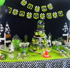 "Photo 2 of 7: Motocross Party Theme / Birthday ""Diego's 6th Birthday Party"" 