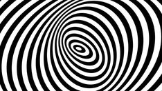Ad: Animation Footage of twisted circle black and white optical illusion Moving Around in Spiral Cool Optical Illusions, Eye Illustration, Overlays Picsart, Belly Painting, Spiral Pattern, Animation, Illusion Art, Aboriginal Art, Op Art
