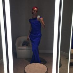 Try on a @lapetiterobemi #chiaraboni with one of the associates @saks on queen street flattering for any figure